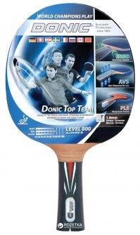 Ракетка для настольного тенниса Donic Top Teams 800 (754198)