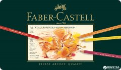 Набор цветных карандашей Faber-Castell Polychromos 36 шт (110036)