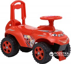 Автомобиль-каталка Active Baby музыкальный Красный (013117-0205М)