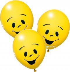 Воздушные шары Susy Card Sunny 10 шт 27 см Желтые (40011523)