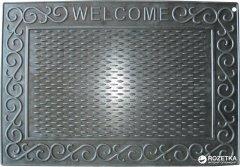 "Коврик RMR ""Welcome-1"" резиновый 42 x 60 (RMR09-4260)"