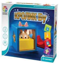 Настольная игра Smart Games Кролик БУ (SG 037 UKR) (5414301519393)
