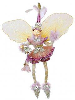 Фигурка Scorpio Эльф новогодний 30 см Фиолетовая (571172)(4820005711727)