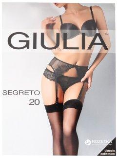 Чулки Giulia Segreto 20 Den 3/4 р Daino (4820040239330)