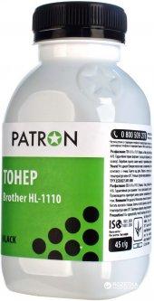 Тонер Patron Brother HL-1110 45 г (PN-BHL1110-045)