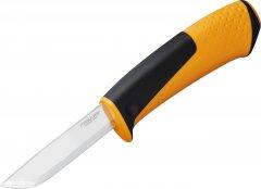 Универсальный нож с точилом Fiskars (1023618/156017)