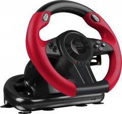 Проводной рульSPEEDLINK Trailblazer Racing Wheel PC/Xbox One/PS3/PS4 Black/Red (SL-450500-BK)