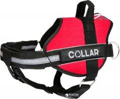 Шлея Collar DogExtremе Police N2 со сменной надписью 40-60 см Красная (07053)