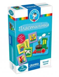 """Настольная игра Granna """"Пластилинки"""" (82661) (5900221082661)"""