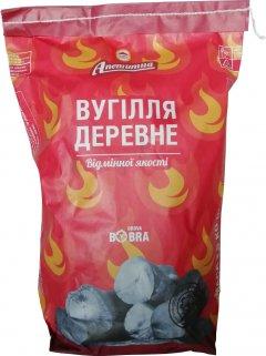 Уголь древесный Drova Bobra 2.5 кг (4820187920061)