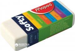 Ластик Maped Softy 1 шт Белый (MP.511790)