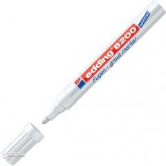 Специальный маркер Edding Tile для ухода за плиткой 2-3 мм Белый (e-8200)