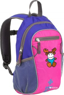 Рюкзак Kilpi First Kids and Juniors 10 л Blue-Pink (GU0007KIPNKUNI)