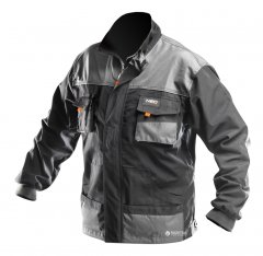 Куртка NEO Tools L/52 Серая (81-210-L)