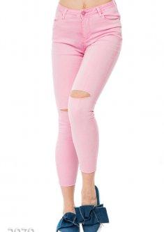 Джинси ISSA PLUS 2977 27 рожевий