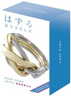 Литая головоломка Huzzle Ring (515051) (5407005150511)