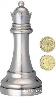 Литая головоломка Chess Cast Puzzle Шахматная Королева (5425004736857)