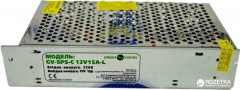 Импульсный блок питания Green Vision GV-SPS-С 12V15A-L 180W (LP3718)