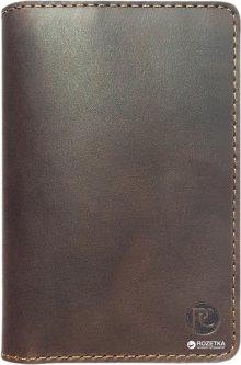 Обложка для документов Pro-Covers ОП-35 PC01880035 Темно-коричневая (2501880035000)