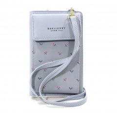 Женская сумочка-портмоне Baellerry N0103 Голубой (4193-11928)