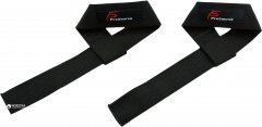 Лямки для тяги ProSource Weight Lifting Straps Black (PS-1165-strap-black)