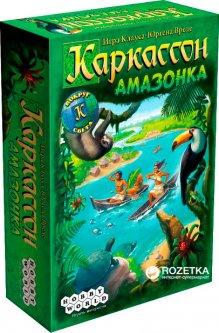 Настольная игра Hobby World Каркассон. Амазонка (4620011817303)