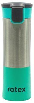 Термокружка Rotex Chrome Mint 500 мл (RCTB-310/3-500)