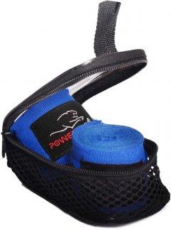 Бинт боксерский PowerPlay 3046 3 м Синий (PP_3046_3m_Blue)