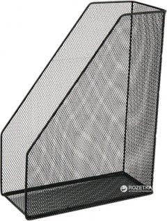 Вертикальный лоток Axent 100x250x320 мм Черный (2120-01-A)
