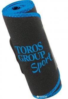 Пояс неопреновый Торос-Груп для похудения Тип-250-4 Black-Blue (4820114089090)