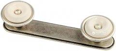 Крючок Ferro Fiori CR 9122.96 Античное серебро (VR18550)