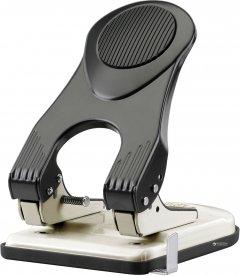 Дырокол Kangaro Perfo-60 металлический 60 листов Черный (8901057202046)