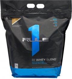Протеин R1 (Rule One) Whey Blend 4.6 кг Cookies & cream (837234108475)