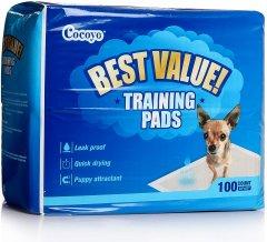 Пеленки для собак Cocoyo 56х56 см 100 шт (851937005138)