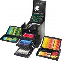 Набор для творчества Faber-Castell KarlBox Colours in Black (4005401100515)