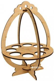 Подставка для яиц Rosa Talent Корзинка 19.6x19.2x27.2 см (4823098505198)