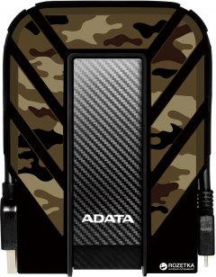 """Жесткий диск ADATA DashDrive Durable HD710M Pro 1TB AHD710MP-1TU31-CCF 2.5"""" USB 3.1 External Camouflage"""