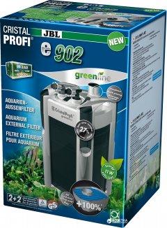 Внешний фильтр JBL CristalProfi e902 greenline 58821 для аквариума до 300 л (4014162602824)