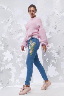 Джинси BR-4087-11 Pretty Woman S блакитний