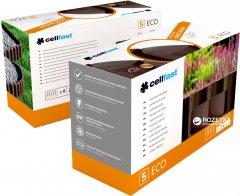 Газонное ограждение Cellfast ECO 2.4 м Коричневое (34-031)