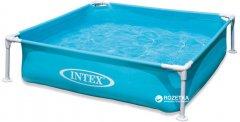 Каркасный бассейн Intex Small Frame 122 х 122 х 30 см (57173)
