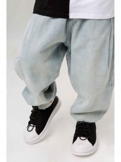 Кеди з сіткою і незвичайної шнурівкою JoJo чорний/білий розмір 26 (18311524)