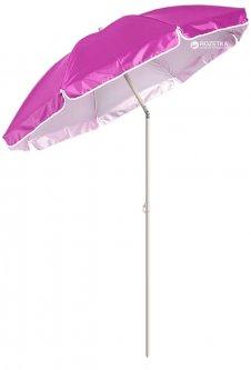 Пляжный зонт с наклоном 2.0 Umbrella Anti-UV Розовый (2000992384018)