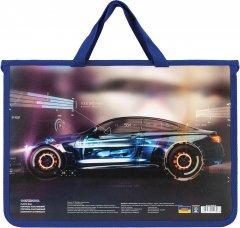 Портфель для школьных принадлежностей Cool For School На молнии Синий (CF30000-02)