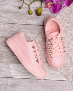 Кеды Yalike 307-14 29 Розовый