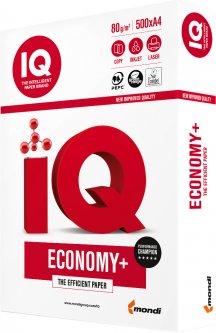 Бумага офисная IQ Economy + А4 80 г/м2 500 листов (9003974458953)