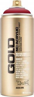 Акриловая краска-спрей Montana Gold 3050 Кирпич 400 мл (Brick) (4048500284366)