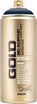 Акриловая краска-спрей Montana Gold 5090 Наутилус 400 мл (Nautilus) (4048500284908)
