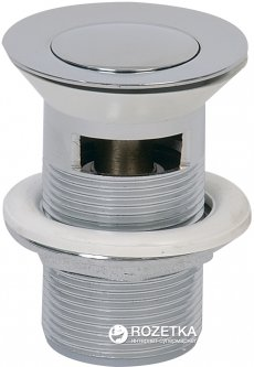 Донный клапан для раковины и биде GENEBRE R-Inside 100206 45