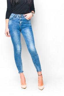 Джинси 31035-11 Pretty Woman 27 блакитний